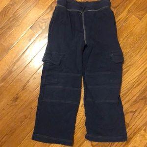Hanna Andersson Boys size 130 (8) sweatpants